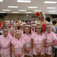 Becky's dancers